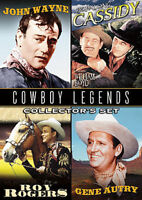 Cowboy Legends Collector's Set (DVD, 2009, 2-Disc Set) NEW