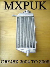 CR450X RADIATOR 2004 2005 2006 2007 2008 2009 Right Side Rad CRF 450X (040A)