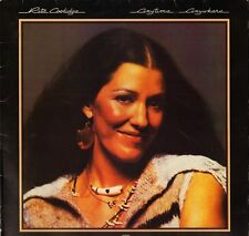 RITA COOLIDGE anytime anywhere AMLH64616 A2/B2 uk a&m LP PS EX/VG+ with insert