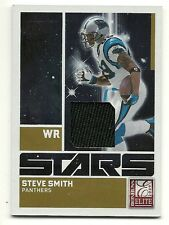 09 Donruss Elite-Stars Jerseys-Steve Smith-251/299