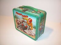 Rough Rider - vintage metal lunchbox