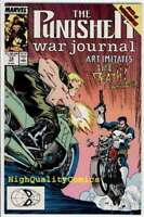 PUNISHER WAR JOURNAL #12, NM+, Jim Lee, Bushwacker, more Marvel in store
