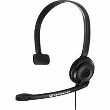 Auriculares con Micrófono Sennheiser PC 2 CHAT Diadema skype ordenador juegos