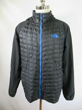 F2939 The North Face Men's Thermoball Hybrid Hoodie Jacket Size L
