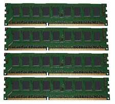 NOT FOR PC! NEW! 8GB (4x2GB) Memory PC2-4200 ECC UNBUFFERED RAM for Servers Only