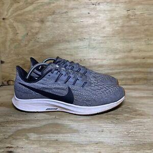 Nike Air Zoom Pegasus 36 Men's Running Shoes Size 10.5 Gunsmoke Gray AQ2203-001