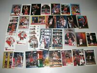 (40) Michael Jordan Scottie Pippen Horace Grant Chicago Bulls BJ Card Set Lot