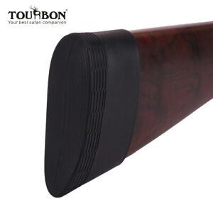 Tourbon Recoil Pad Schaftkappe Gummi Anti Rutsch Gewehr Shot Gun Hinterschaft