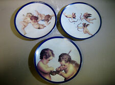 3 x decorative plates / wall decoration