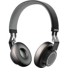 Jabra Move Bluetooth Wireless Headphone Earphone Headset Microphone iPhone Black