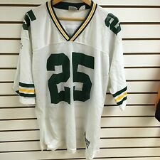 Vintage Green Bay Pacers dorsey levens Football Jersey Size 52 Starter