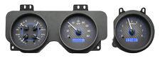 Dakota Digital 70 71 72 Pontiac GTO Analog Dash Gauges System Kit VHX-70P-GTO