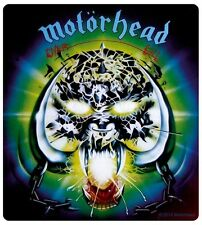 Sticker Motorhead Overkill Album Cover Art English Rock Metal Music Band Decal