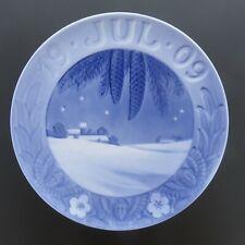 1909 Royal Copenhagen Christmas Plate - Mint