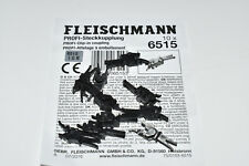 Fleischmann H0 6515 Profikupplung NEM- Kurzkupplungen 10 Stück NEUWARE Kupplung