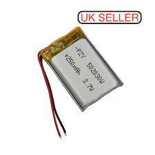 Nextbase 402G Dash Crash Cam Camera Battery 3.7V 250mAh Polymer Li ion UK SELLER