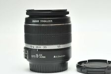 Canon EF-S 18-55mm f/3.5-5.6 IS  Lens for Rebel T3, T5 T7i
