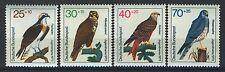 Germany 1973, Birds of pray surtax set, Sc B496-99 MNH