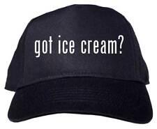 Got Ice Cream Adult Baseball Hat Cap Adjustable