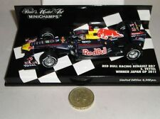 Modellini statici di auto da corsa Sebastian Vettel