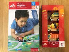 Carousel avventura Playmat & GIOSTRA costruzione del veicolo Set-NUOVI