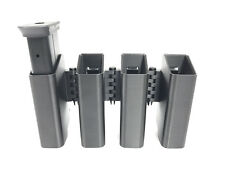 eAMP Enforcer - Remington 1911 R1 .45 (Double Stack) Quad Mag Pouch - MagP0475-D