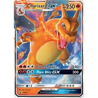 🔥 Pokemon Card Charizard GX - Hidden Fates - Black Star Promo SM211 🔥