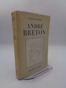 Claude Mauriac : André Breton 1949 avec dédicace manuscrite de Mauriac