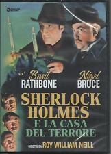 Sherlock Holmes e la casa del terrore (1945) DVD