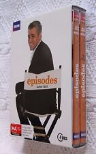EPISODES : SERIES 1 AND 2 (DVD, 4-DISC BOX SET) R-4, LIKE NEW, FREE SHIPPING