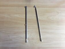 HP PAVILION TX-2000 SERIES GENUINE LCD SCREEN BRACKETS SUPPORTS L & R PAIR