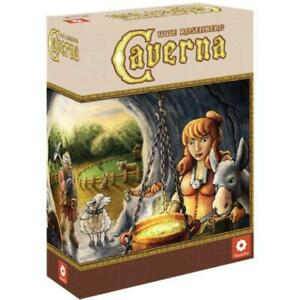 Caverna - The Cave Farmers (Lookout Games 2020 edition)