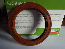 65x85x10mm Oil Seal SKF Viton Double Lip R23/TC Stainless Steel Spring