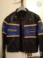 Blouson helston' s racing team Cuir