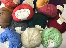 Ferner Wolle 100% Alpaca Yarn by Wollgarnspinnerei Ferner