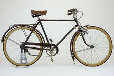 Vintage Gentleman's bicycle built by A. Remy of Paris 1933 Tweed Run Eroica