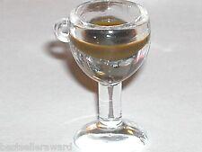 1Pc Large Imp. Kawaii dollhouse Coffee Tea Cocktail Drink food charm