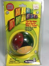 NEW RARE VTG 1995 DR.TOYZ MIND TWISTER BRAIN TEASER PUZZLE MAZE SPHERE BALL GAME
