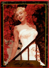 """""""Sports Time Inc."""" MARILYN MONROE Card # 150 individual card, issued in 1995"""