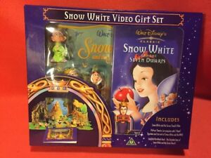 Snow White And The Seven Dwarfs (VHS, 2001)