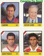 107 CABRINI JOAO PAULO - CECCHI GORI - SODA CARD CARTA CALCIO QUIZ VALLARDI 1991