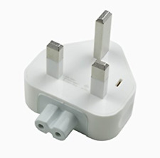 UK Wall Plug Adapter for Charger of Apple MacBook iPad iPhone etc
