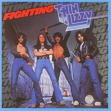 Fighting by Thin Lizzy (CD, Mar-1996, Universal)