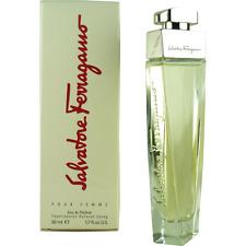 Salvatore Ferragamo pour Femme Edp Eau De Perfume Spray 50ml 1.7 oz FREE P&P