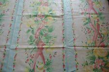 0.85 metres Vintage Designers Guild 'Maypole' fabric - RRP £62 per metre