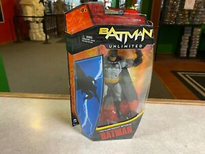 "2012 Mattel DC Universe Unlimited DARK KNIGHT RETURNS 6"" Inch Action Figure"
