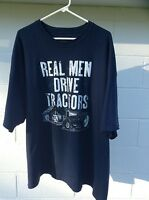 Men's tractor graphic t-shirt, 3xl