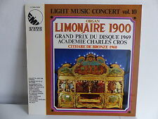 Light music concert Vol 10 Organ limonaire 1900 orgue 4C058 23254