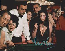 Lana Wood Signed Photo - James Bond Babe - Diamonds are Forever - SEXY!!! - G167
