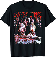 Cannibal Corpse - Butchered at Birth Fan Gift Unisex Black T-Shirt Size S-5XL